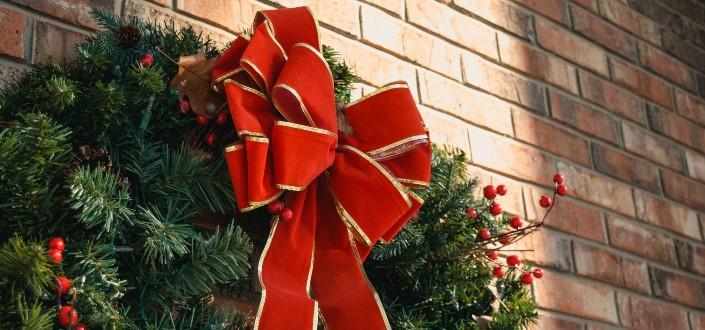 christmas decoration - christmas wall decoration