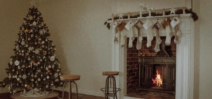 christmas decoration - farmhouse christmas decorations