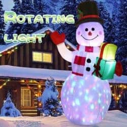 outdoor christmas decoration - 5 Feet Christmas Inflatables