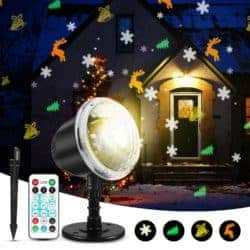 outdoor christmas decoration - Christmas Projector Lights