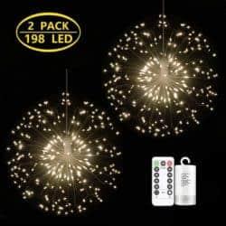 LED Firework Lights