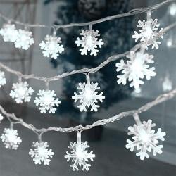 3. Snowflake String Lights (1)