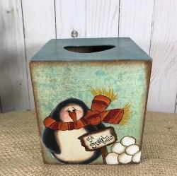 35. Farmhouse Tissue Box Cover (1)