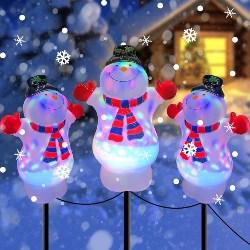 47. Christmas Lawn Stake Lights (1)