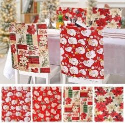 Christmas Dining Chair Slipcovers (1)