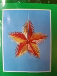 Hanging Starbust Star Foil (1)