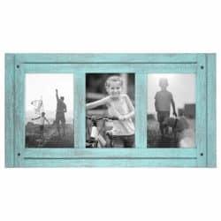 farmhouse christmas decor - Distressed Wood Frame
