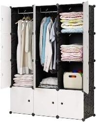 56. Portable Wardrobe Closets (1)