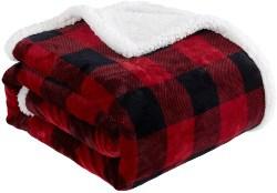 8. Buffalo Throw Blanket (1)