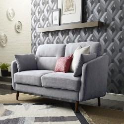 Chloe Mid-Century Modern Sofa (1)