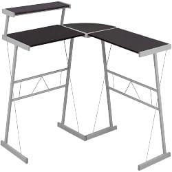 Modern Minimalist Furniture Ideas - Contemporary Minimalist Cappuccino Top Computer Desk (1)