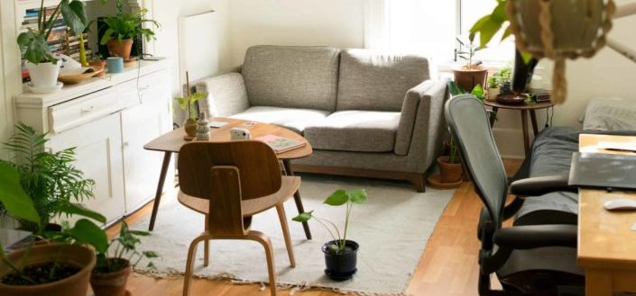 How To Pick The Best Modern Furniture - Muted Colors