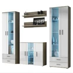 Modern Dining Room Furniture - Soho 10 5 Piece Dining Room_Set