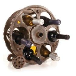 Modern Unique Furniture - Gears and Wheel Bottleneck