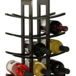 Modern_Kitchen_Furniture_-_12-Bottle_Bamboo_Wine_Rack