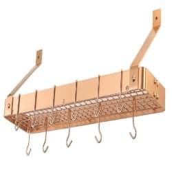 Modern_Kitchen_Furniture_-_Satin_Copper_Cookware_Shelf_w__Grid