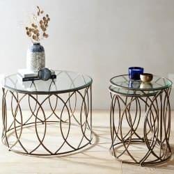 Modern_Living_Room_Furniture_-_Bronze_Iron_Round_Nesting_Tables