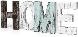 Rustic Home Sign Decoration (1)