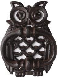Vintage Owl Statue (1)
