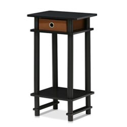 best minimalist furniture - FURINNO 17017 Turn-N-Tube End Table