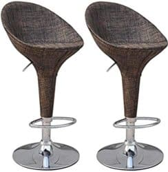 best minimalist furniture - HOMCOM Swivel Bucket Seat