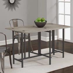 best minimalist furniture - I love living dining table