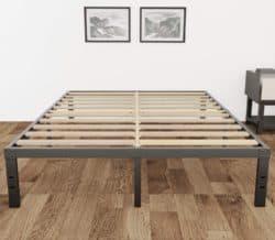 best minimalist furniture - ZIORS bed frame