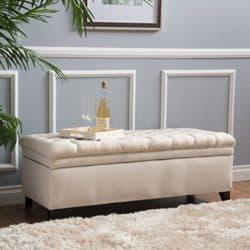 best minimalist furniture ideas - Christopher Knight Home Storage Bench