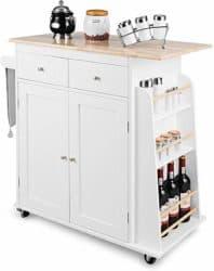best minimalist furniture - kealive Kitchen Island
