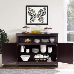 best traditional furniture - Costzon Kitchen Storage Sideboard Dining Buffet