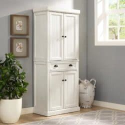 best traditional furniture - Delmar Kitchen Pantry Cabinet