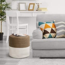 best traditional furniture - Giantex Pouf Ottoman
