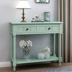 best traditional furniture - P PURLOVE Console Table Sideboard