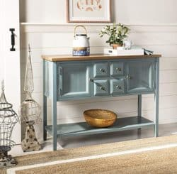 best traditional furniture - Safavieh Console Table