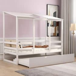best traditional furniture - Twin Daybed with Trundle