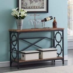 best traditional furniture - entry way table