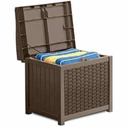 cheap furniture - 22-Gallon Small Deck Box