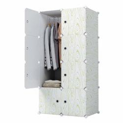 cheap furniture - portable closet wardrobe