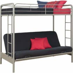 cheap furniture - twin over futon convertible coach
