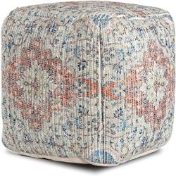 family room furniture - Anji Mountain pouf