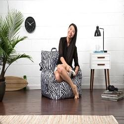 family room furniture - Big Joe Dorm Bean Bag Lounger