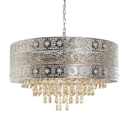 Cheap Bohemian Furniture Ideas - Large Bohemian Crystal Chandelier (1)