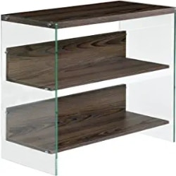 Cheap Family Room Furniture Ideas - Modern Floating Shelf 3 Tier - OneSpace