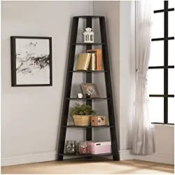 Cheap Unique Furniture Ideas - Homewood 5 Tier Shelf Brown