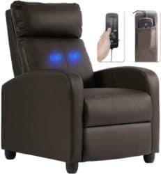 Modern Family Room Furniture Ideas - BestMassage Living Room Massage Single Sofa
