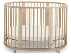 Modern Family Room Furniture Ideas - Stokke Sleepi Crib