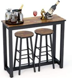 Modern Kitchen Furniture - Tribesigns Table Set