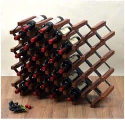 Modern Minimalist Furniture - Wine Rack