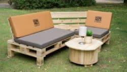 Modern Pallet Furniture Ideas - KerbholzGmbHCoKG seating group