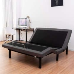 Modern Unique Furniture - Giantex Adjustable Massage Bed Base